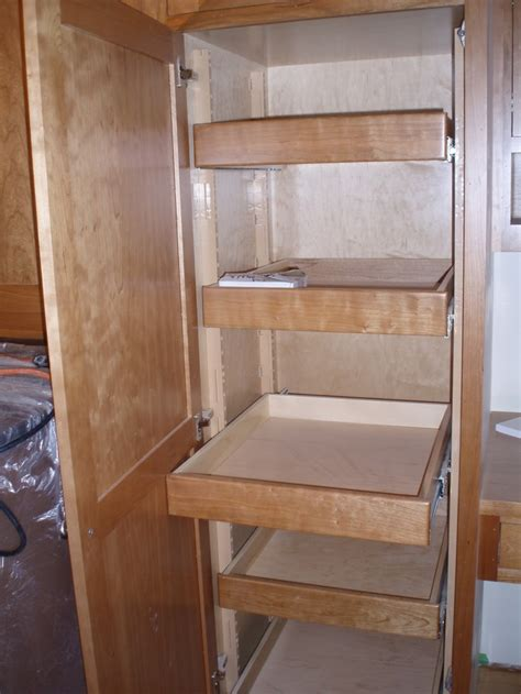 Pantry Pull Out Drawers by Pantry With Pull Out Drawers House Project
