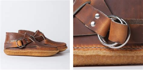 Mr Joe Boot Ring Brown 187 archive 187 quoddy ring boot