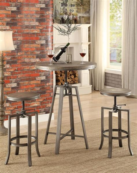 rec room tables rec room bar tables rustic industrial bar table pub