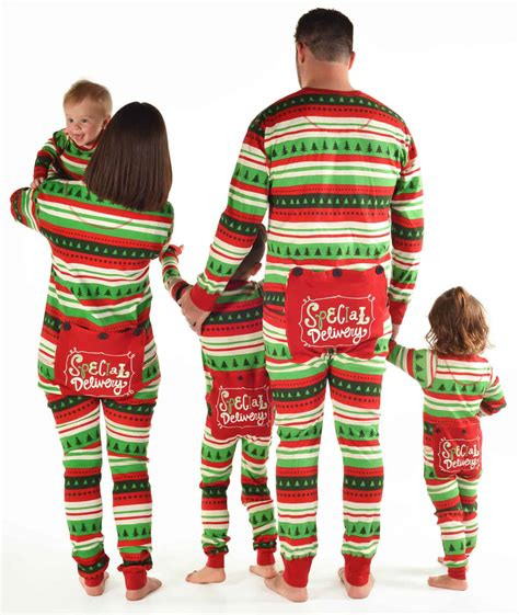christmas family pajamas for matching christmas morning