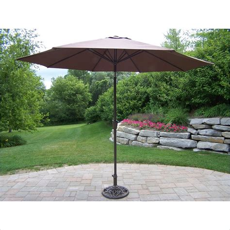 patio umbrella buying guide all about material frame