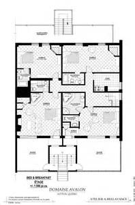 House Plans Com bed amp breakfast first floor