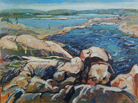 Artistic L by Country Canada Arthur Lismer