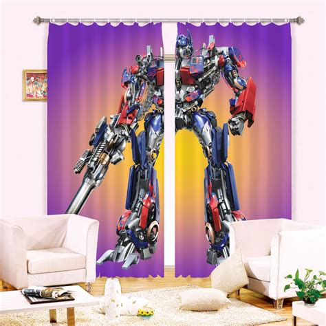 transformer curtains contemporary transformers picture curtain set ebeddingsets