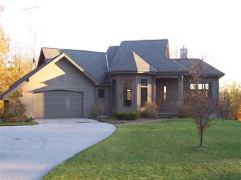 ranch house plans with walkout basement ranch house plans with breezeway ranch house plans with