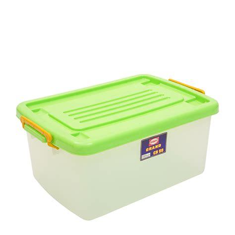 Shinpo Plastic Container Box Kotak Penyimpanan Cb 15 Khusus Gojek sip 124 cb 50 shinpo