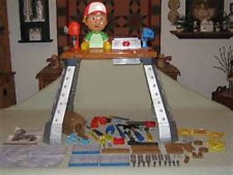 handy manny tool bench fisher price tools ebay
