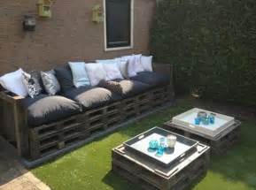 How To Build Pallet Patio Furniture Diy Pallet Patio Furniture Pallet Furniture Plans