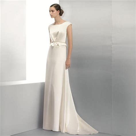Contemporary Wedding Dresses by Supplier Spotlight Jesus Peiro 2013 Soiree Collection