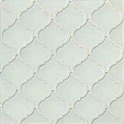 bedrosians mallorca white linen arabesque glass