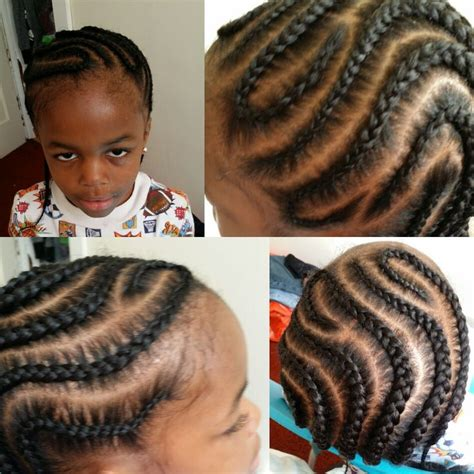 Lil Boy Hairstyles by Best 25 Boy Braids Ideas On Boy Braids