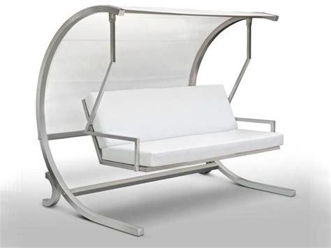 swing seat design stainless steel garden swing seat dondol 210 by cagis design