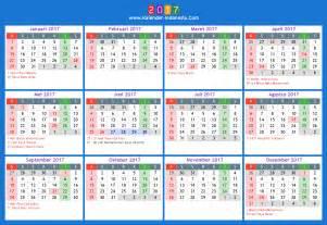 Calendar 2018 Indonesia Cdr Kalender 2017 Indonesia