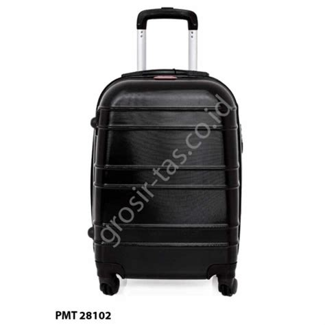 Koper Polo koper polo pmt28102 black24 grosir tas co id