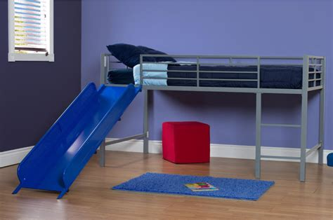 metal loft bed with slide buy affordable loft beds for small room loft bed deals