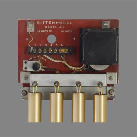 nutone clock door chime wiring diagram nutone telechron