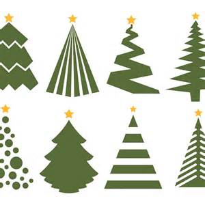 Ideas For Home Decor On A Budget christmas tree silhouette vector christmas lights decoration