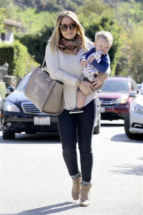 Hilary Duffs Michael Kors Bag by Pin By S Closet On And Their Kiddos