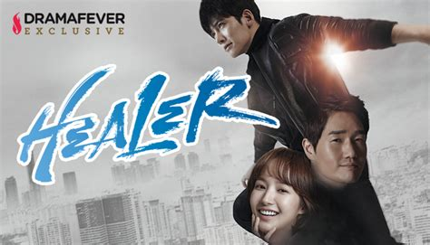 film drama net healer healer 힐러 watch full episodes free on dramafever