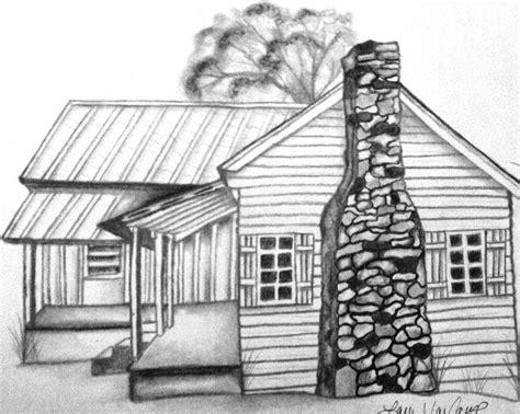 cabin sketch drawing of cabins studio design gallery best design