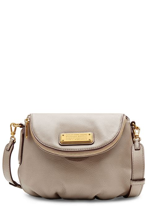 Marc By Marc Captain Shoulder Bag by Lyst Marc By Marc Classic Q Leather