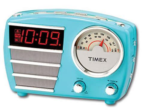 t247b retro timex radio alalrm clock