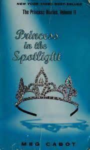 Spotlight Meg Cabot by 9780064472791 Princess In The Spotlight By Meg Cabot
