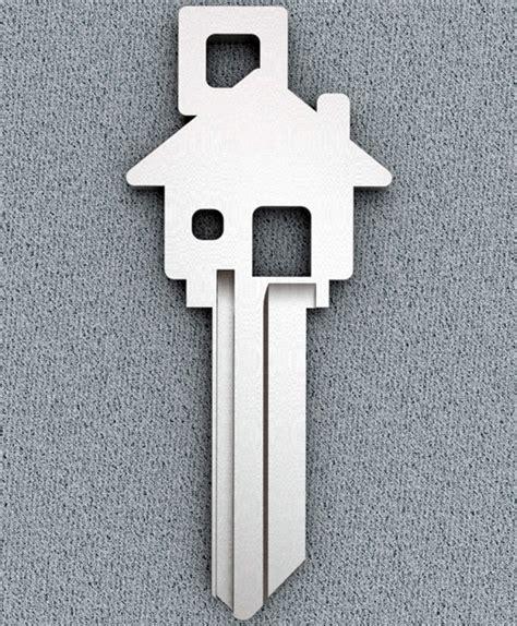 design home keys fancy house key