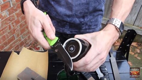 easy way to sharpen a knife 5 easy ways to sharpen your knife without a knife
