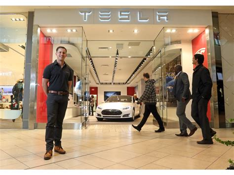 Tesla Tunik By Cf Fashion tesla car dealership opens at chinook centre calgary herald