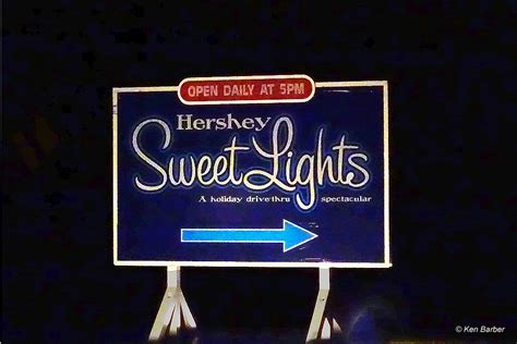 Sweet Lights Hershey Pa by Hershey Sweet Lights 2014 Photos