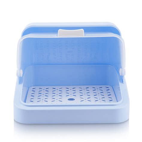 baby bottle storage container multifunctional plastic bottle storage box container for