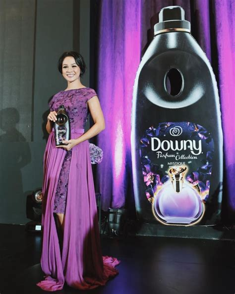 Parfum Ambassador gandeng andien sebagai brand ambassador downy parfum