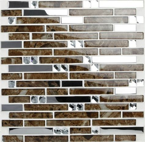 stainless steel mosaic tiles ssmt024 glass mosaic tile