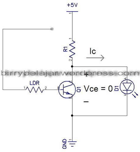 Saklar Cahaya Otomatis sensor cahaya dengan ldr saklar otomatis sederhana
