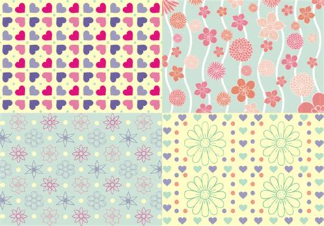 cute girly patterns girly patterns free vector download free vector art