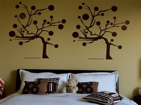 23 Bedroom Wall Paint Designs Decor Ideas Design Wall Painting Designs For Bedrooms