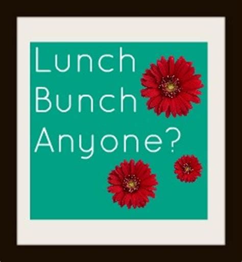 lunch bench lunch bunch anyone savvy school counselor