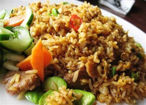 membuat nasi goreng restoran resep nasi goreng solaria resepkoki co