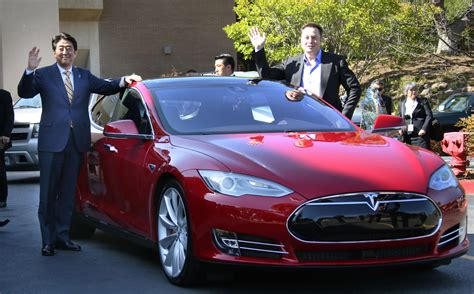 elon musk japan tesla to open seven new service centers in japan by end of