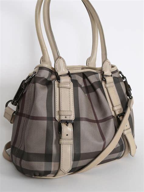 Check Shoulder Bag burberry smoked check shoulder bag luxury bags