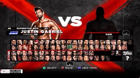 Wwe 2k13 Roster | pin wwe 13 roster on pinterest