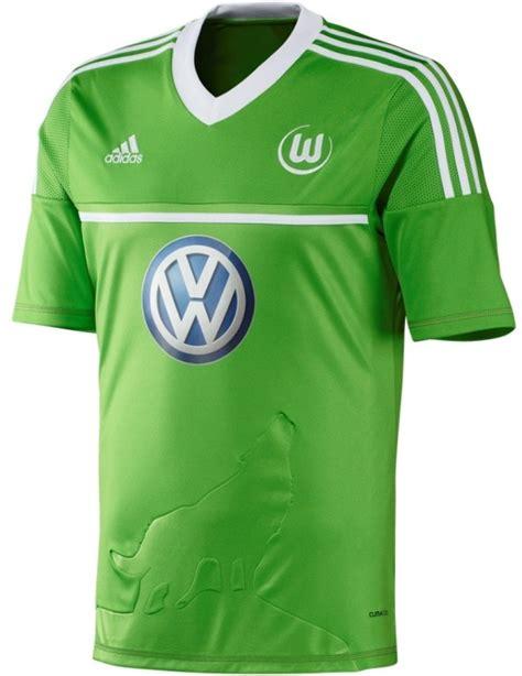 desain jersey klub eropa new wolfsburg trikot 2013 ryanhadiwijayaa