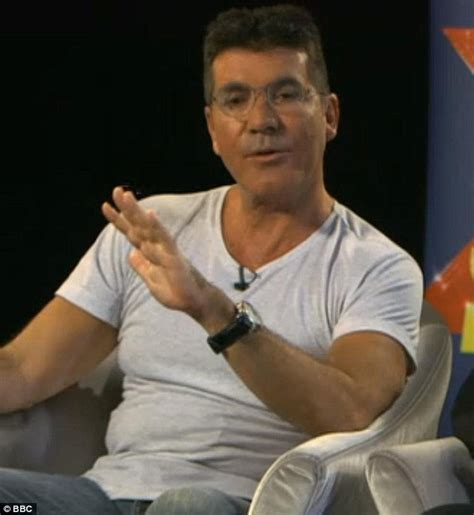 Simon Cowell Says No To And by Simon Cowell Says He S Going To Be A Great But