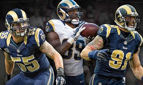 rams cook rams release laurinaitis and cook
