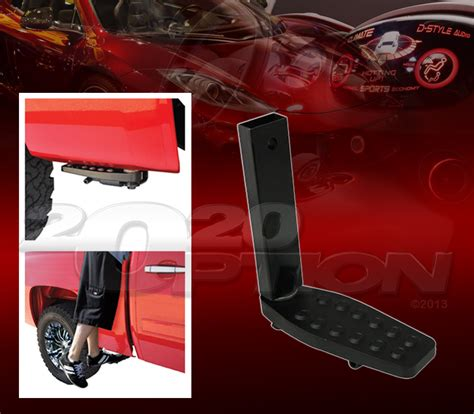 truck bed step bully truck bed side step for dodge ford ram silverado