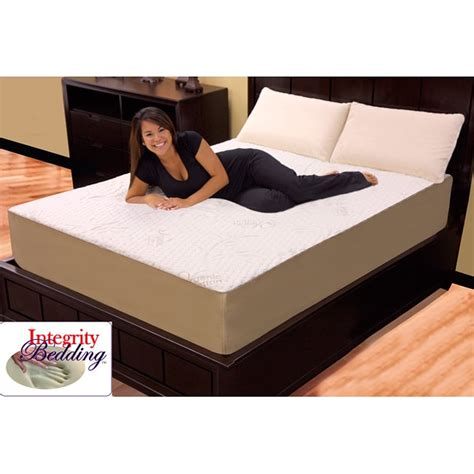 King Size Cing Mattress by Orthopedic 12 Inch California King Size 4 Layer Memory