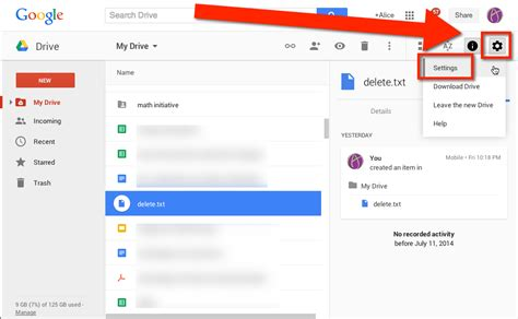 drive upload new google drive setting your upload options teacher tech