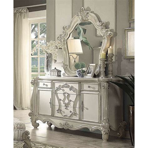 versailles bedroom set acme versailles bedroom set in ivory for from 3 569 60 to