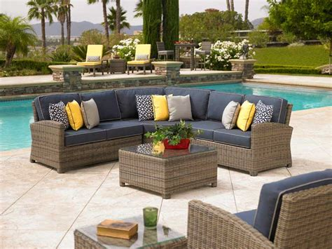 Bainbridge Sectional By Northcape Outdoor Skylar S Home Northcape Patio Furniture Reviews